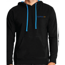 ConFoo: Be a 10X developer lightweight Hoodie