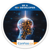 Be a 10X Developer Coaster